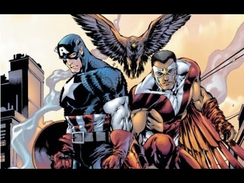 AMC Movie Talk - Will Falcon Become CAPTAIN AMERICA In The Movies?