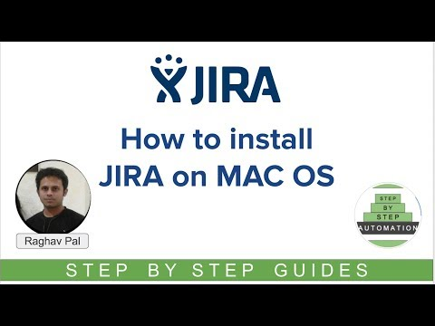 JIRA Beginner Tutorial - How to Install JIRA on MAC | Setup JIRA server on mac os