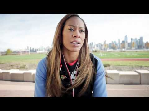 Training Days: Olympic Sprinter Sanya Richards-Ross Image 1