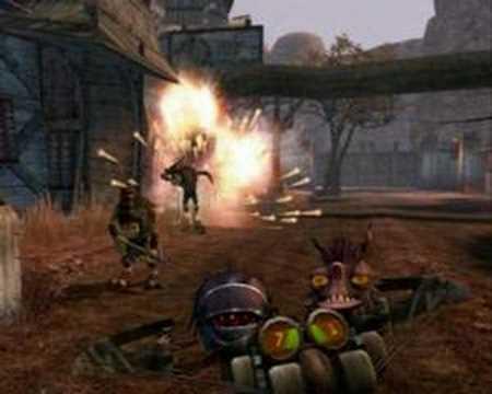 Oddworld: Stranger's Wrath Soundtracks (Part 1 Out Of 3)