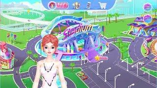 Nữ Hoàng Thể Dục - Game Vui Cho Bé