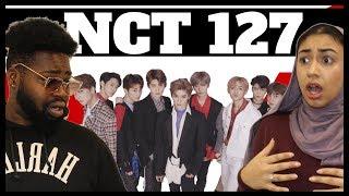 BRITISH PEOPLE REACT TO NCT 127