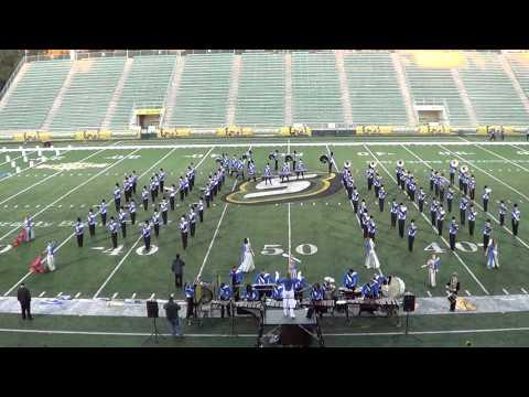 Mandeville High School Skipper Band 2014 Louisiana Marching Band Circuit Championships