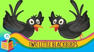 Two Little Blackbirds | Animated Karaoke