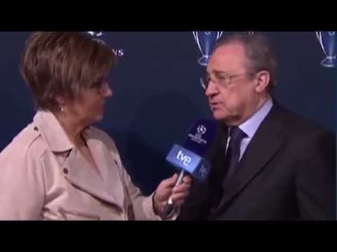 FLORENTINO PÉREZ sobre ANCELOTTI - Final CHAMPIONS : REAL MADRID 4-1 ATLETICO