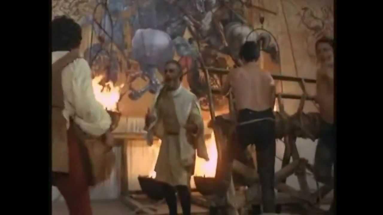 La battaglia di anghiari di leonardo sceneggiato rai del for La vita di leonardo da vinci