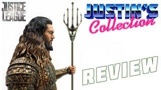 Hot Toys Aquaman Justice League Review