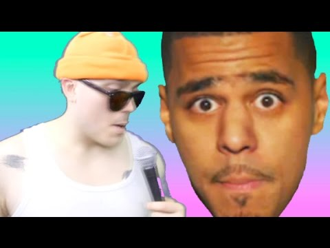 J. COLE IS THE GREATEST RAPPER thumbnail