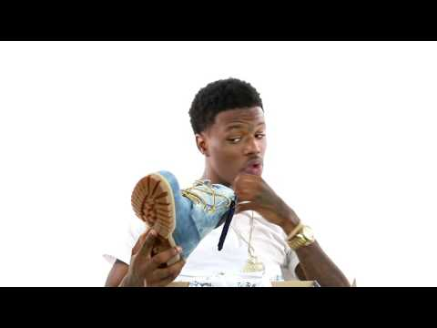 Timberland Denim Boot Presented by Jimmy Jazz and 21 Savage Unboxing by DC Young Fly