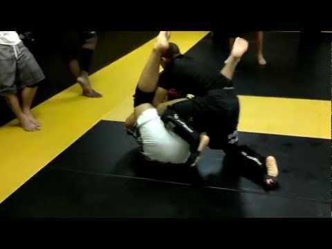 MMA Training 2013 - Video 2