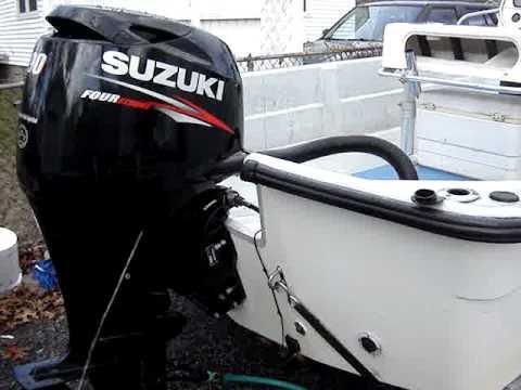 New Suzuki Df90a