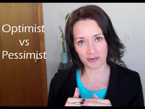 Optimist vs Pessimist ~ Which one is better?