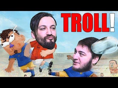 TROLL FUTBOL! Oyun Portal vs. Oyun Delisi