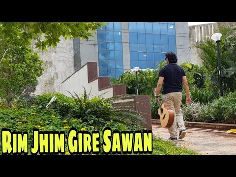 Rim Jhim Gire Sawan | Covered by Kamlesh Joshi | Kishore Kumar | Rain Song