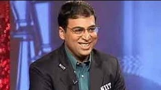 India Questions Viswanathan Anand (Aired: October 2007)