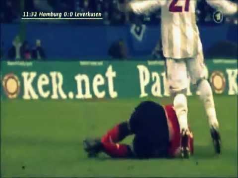 Rafael Van Der Vaart   Skills & Goals   HSV