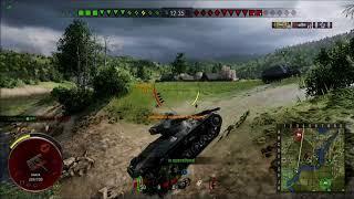 World of Tanks Xbox One - Strv m/42-57 Mastery Gameplay