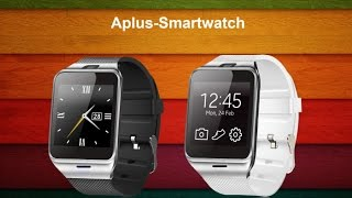 Smart Watch A18 (APLUS)  Review [Español]