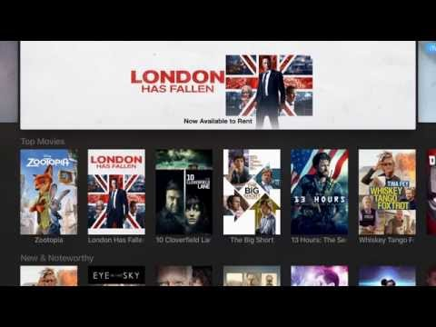tvOS 10: Dark mode on Apple TV, YouTube Siri search, HomeKit, & more