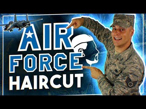 AIR FORCE HAIRCUT