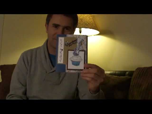 Neil Byrne - Postbox Video - November 2011