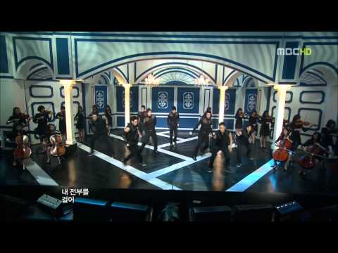 100606【mbc音樂中心music Core】ss501 Love Ya【live】 video