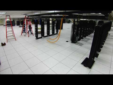 Timelapse - Construcción de un data center could