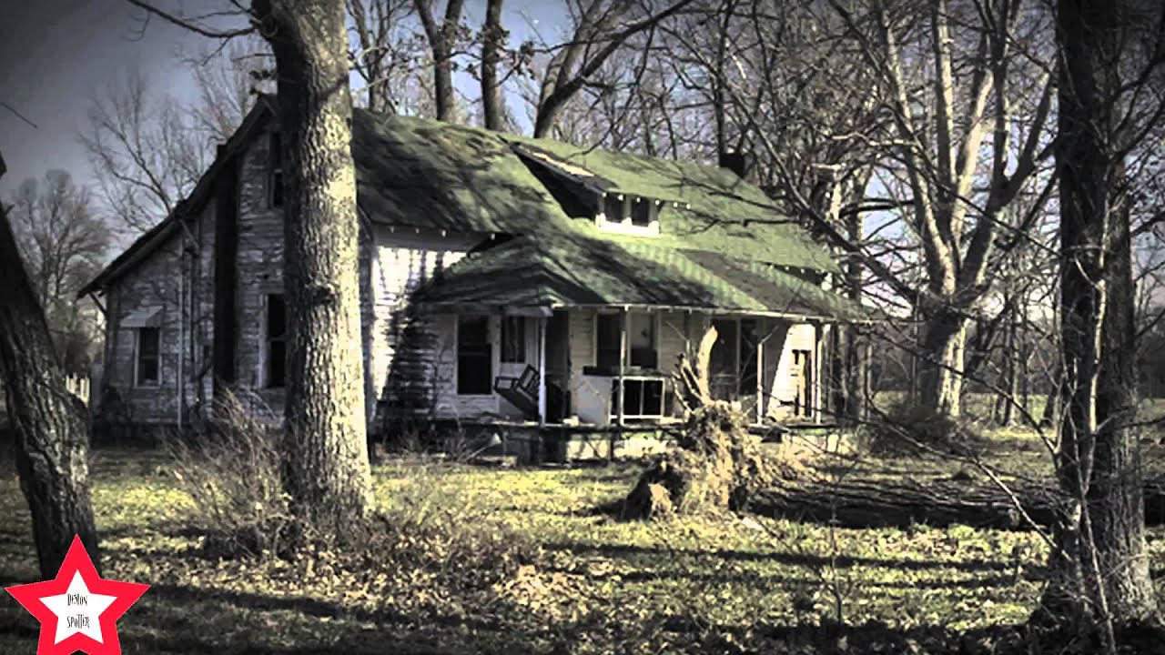 Ghost An A Haunted Cabin In The Woods Youtube