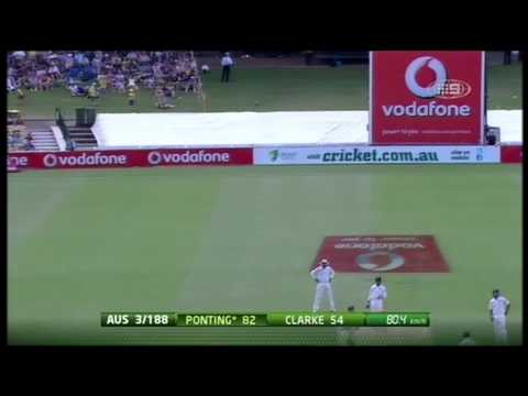 Ricky Ponting's Magnificent Double Century