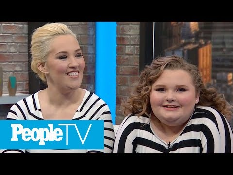 Mama June On Being 'Disciplined' After 300-Lb. Weight Loss, Talks Honey Boo Boo's Diet | PeopleTV