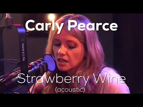 Carly Pearce  Strawberry Wine