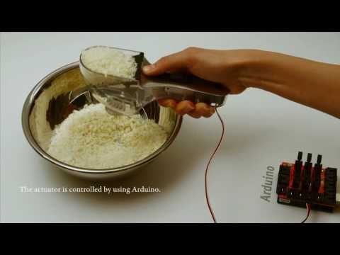 smoon: A Spoon with Automatic Capacity Adjustment