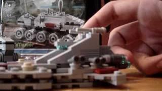 Lego Star Wars - Mini Reviews - 8031, 8033, 20006, 20007, 20009, 30050, 30051