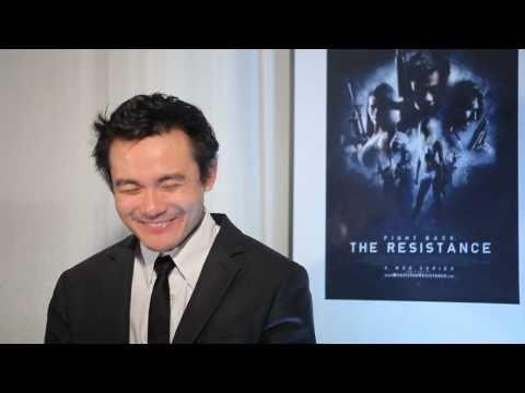 Adrian Zaw (Syrus Primoris) Interview - SyFy's Resistance Series