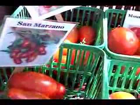 Heirloom Tomatoes Video