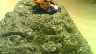 LOSI MICRO CRAWLER F-150 in action