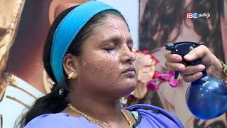 Arokiyame Azhagu | How to use Collagen Mask | Ep 38 | IBC Tamil Tv