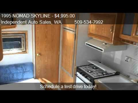 1995 NOMAD SKYLINE 1902 5TH WHEEL - for sale in Spokane Vall