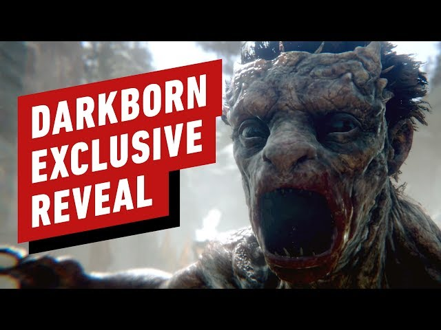 Darkborn Gameplay Reveal - 15 Minutes of Monsters, Vikings, and Story thumbnail