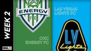 OKC Energy FC vs Las Vegas Lights FC: March 16th, 2019