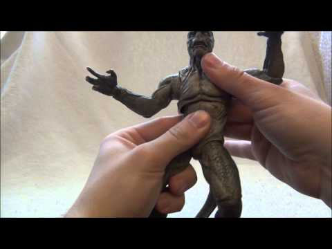 Marvel Select Movie Lizard - review (CZ)