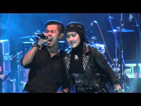 Mel Shandy -nyanyian badai -w Ari R.E.D - Galuh On The Rock