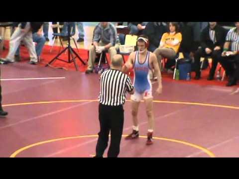 2011 Ironman: Jimmy Gulibon (Derry, PA) vs. Nathan Kraisser (Centennial, MO) 126