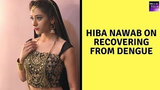 Hiba Nawab Resumes Shoot After Being Hospitalized | Jijaji Chhat Par Hai