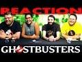 Ghostbusters Honest Trailer REACTION!!