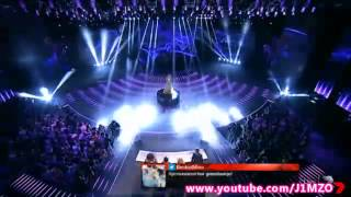 Marlisa Punzalan - Week 5 - Live Show 5 - The X Factor Australia 2014 Top 9