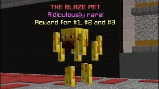 the rarest pet on hypixel