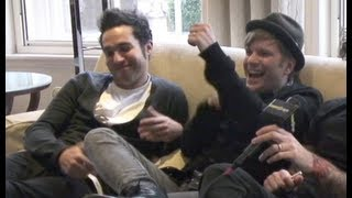 Fall Out Boy take The Stupid Interview and indulge Patrick Stump