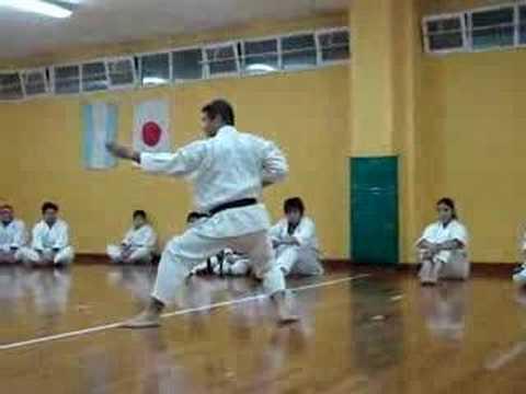Nijushiho - Eiken Hamasaki video