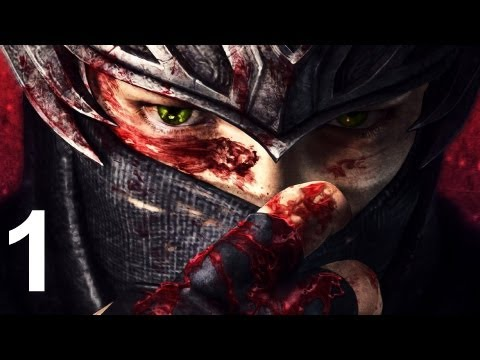 Ninja Gaiden 3 Walkthrough - Part 1 (Mass Mayhem)